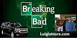 Breaking Bad Luigi's Tours