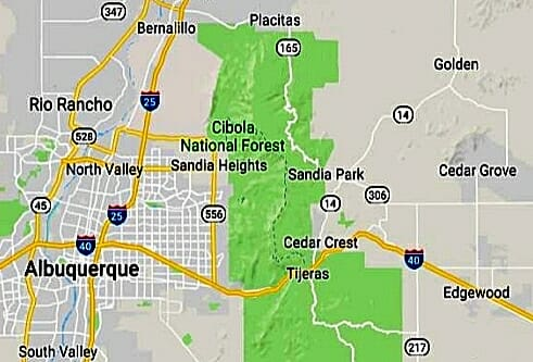 Serving the Extended Albuquerque Area